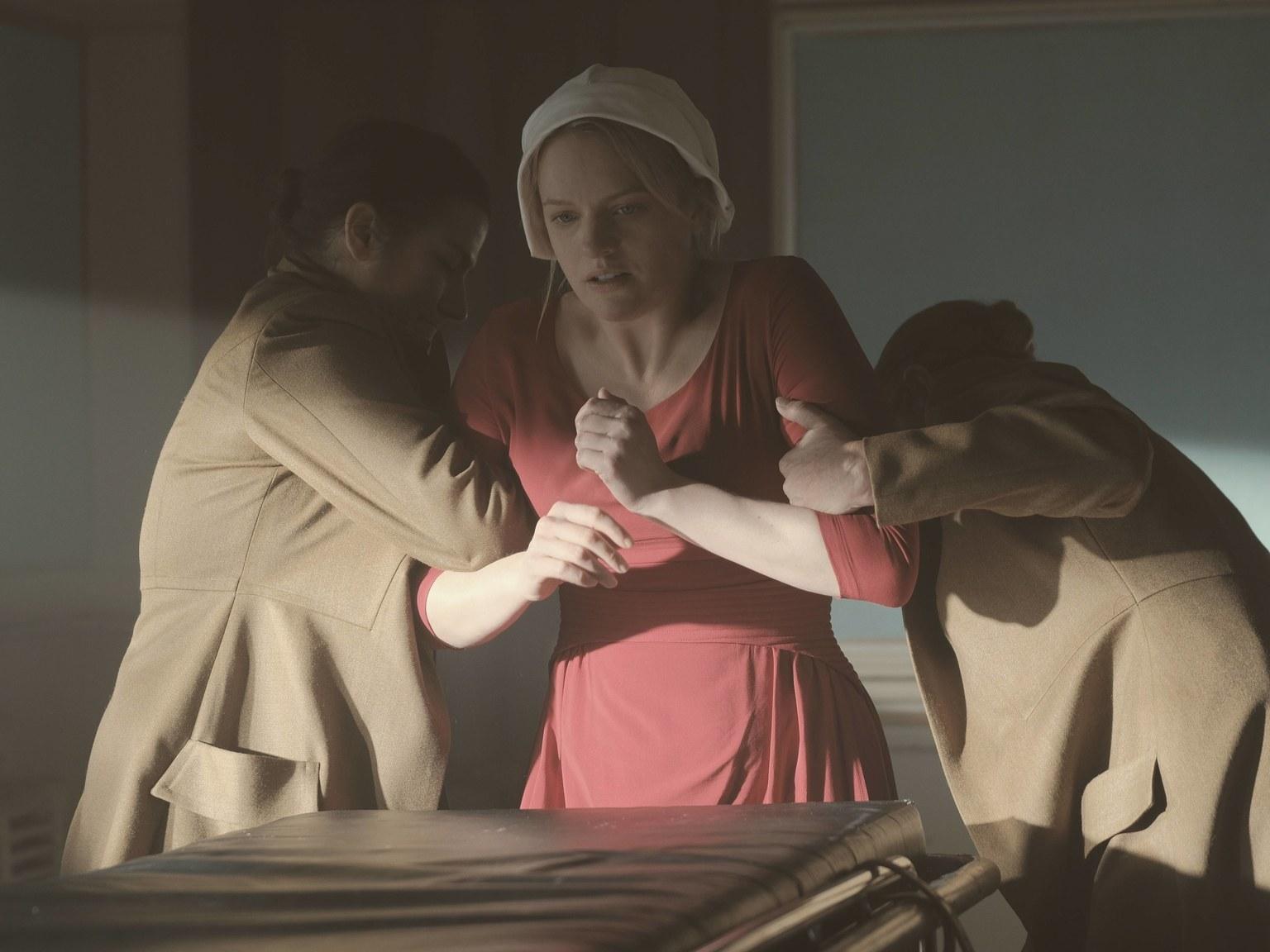 Рассказ служанки (The Handmaid's Tale) 2017 — ...