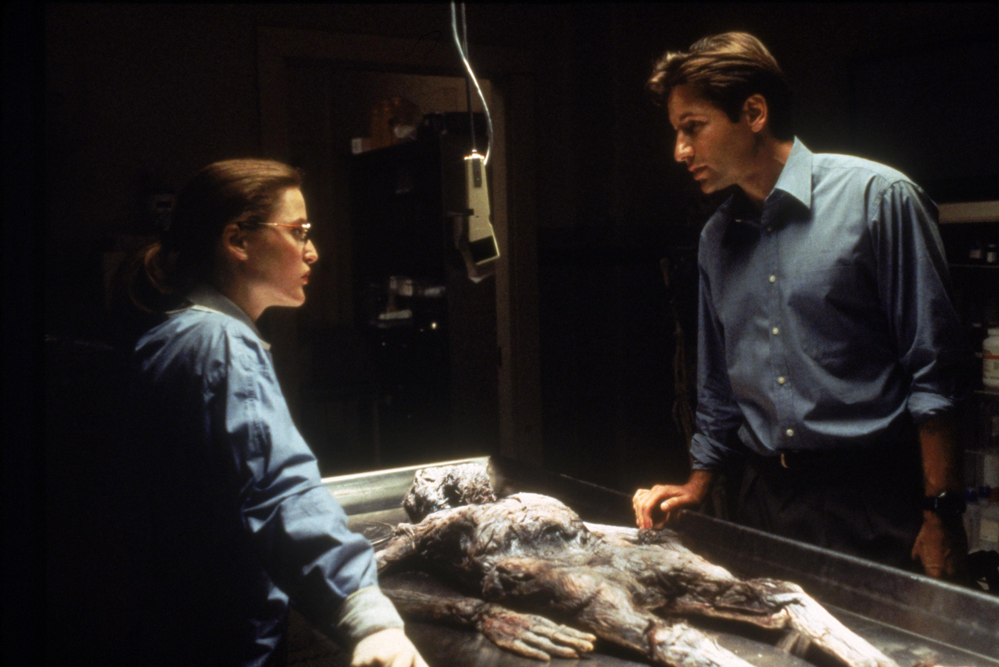 Секретные материалы (The X Files) 1993 — ...