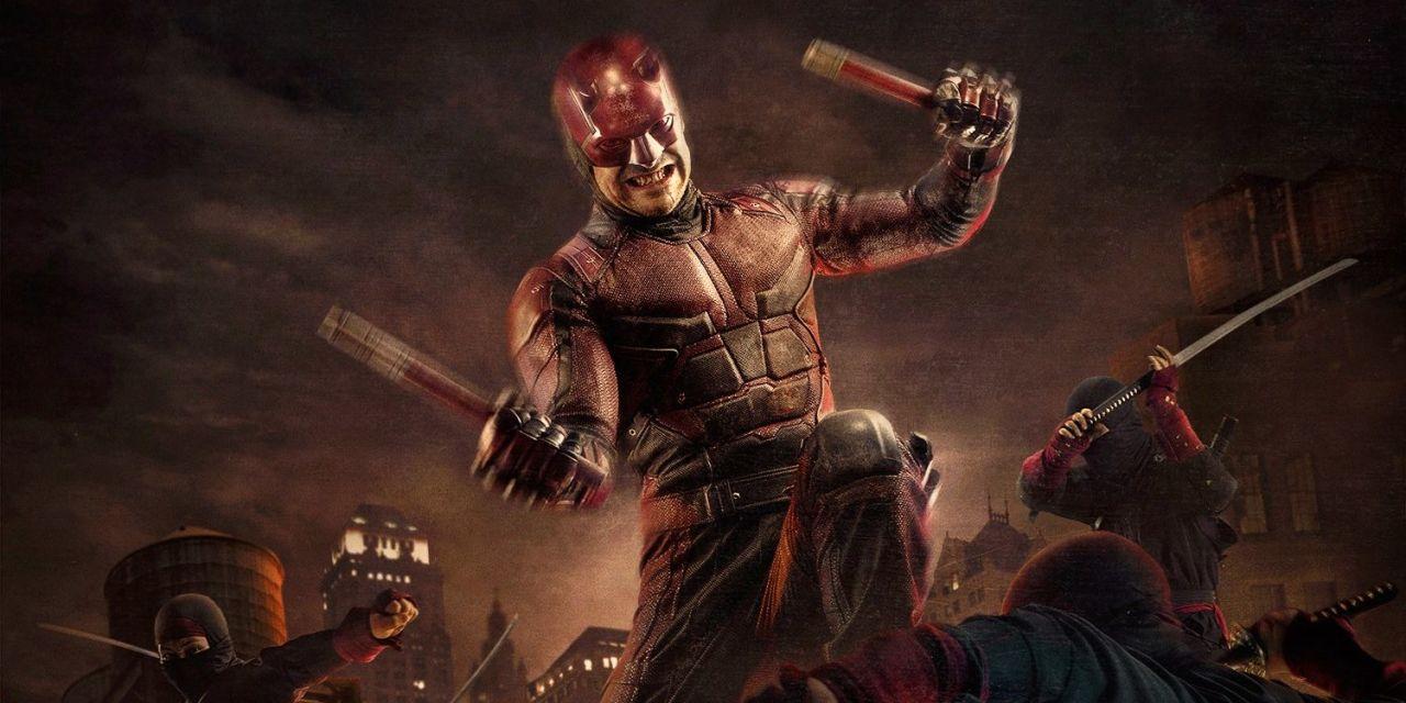 Сорвиголова (Daredevil) 2015 — ...