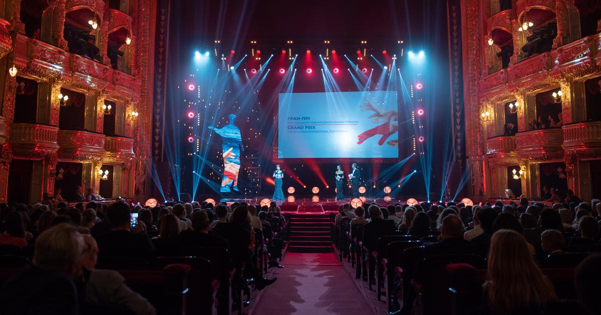 10-й Одеський міжнародний кінофестиваль