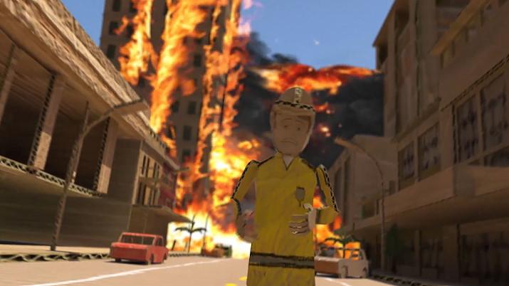 Пожежа у Картон-сіті