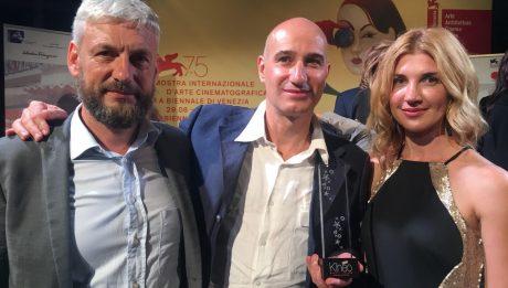 На Венеційському кінофестивалі вручено премію фільму «Ізі»