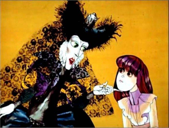 Алиса в Стране чудес / Алиса в Зазеркалье 1981-1982