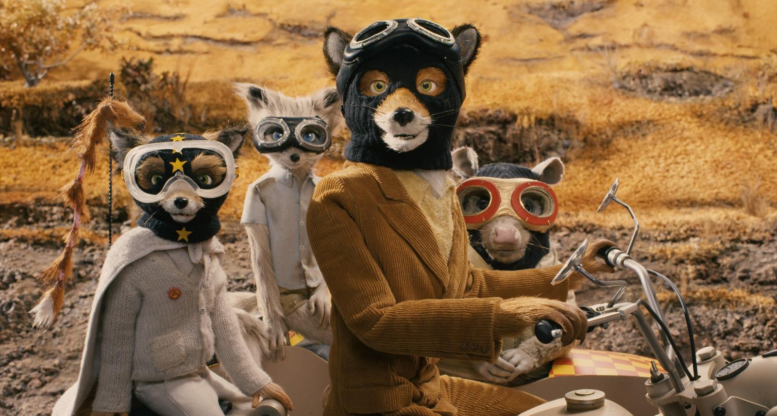 Бесподобный мистер Фокс (Fantastic Mr. Fox) 2009