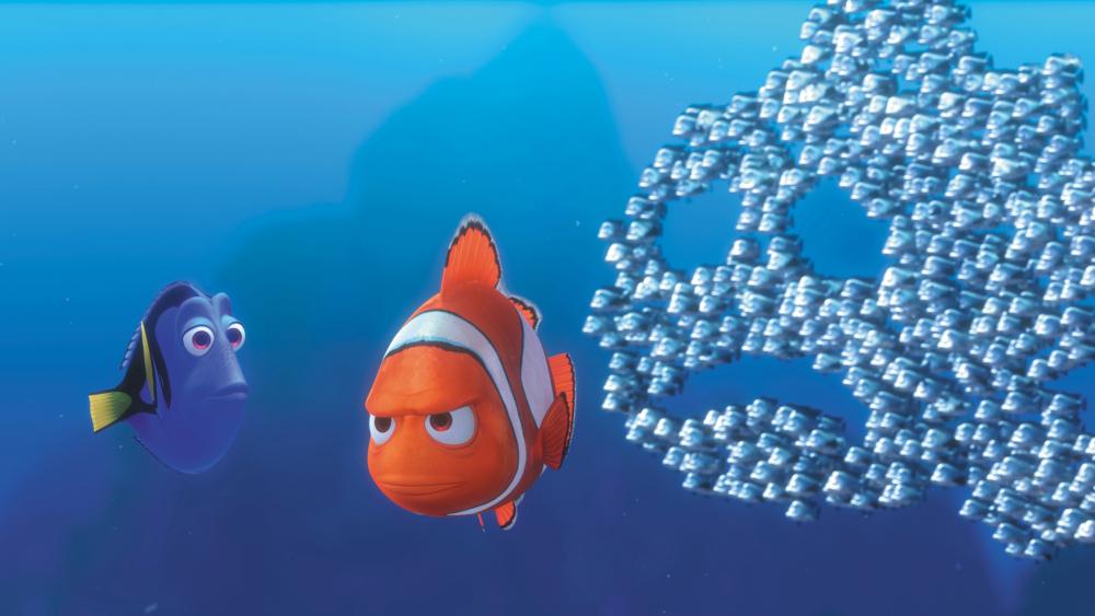 В поисках Немо (Finding Nemo) 2003