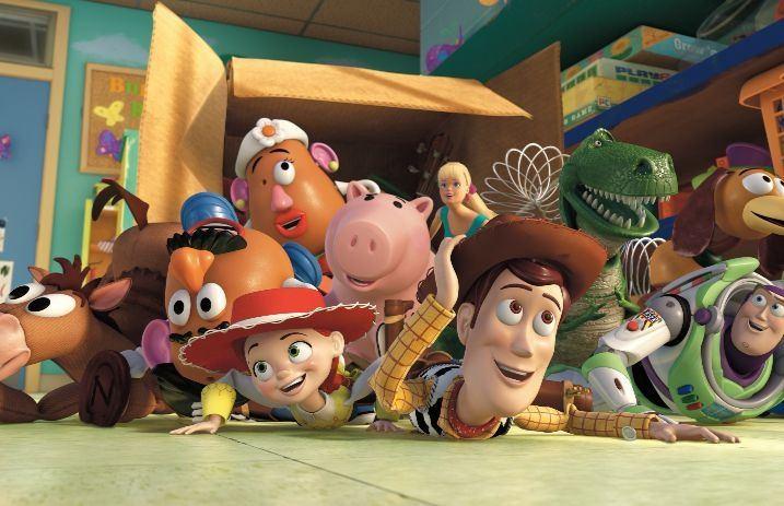 История игрушек (Toy Story) 1995