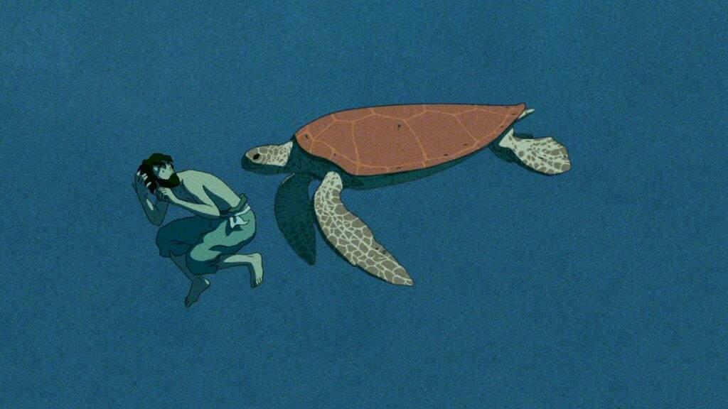 Красная черепаха (La tortue rouge)2016