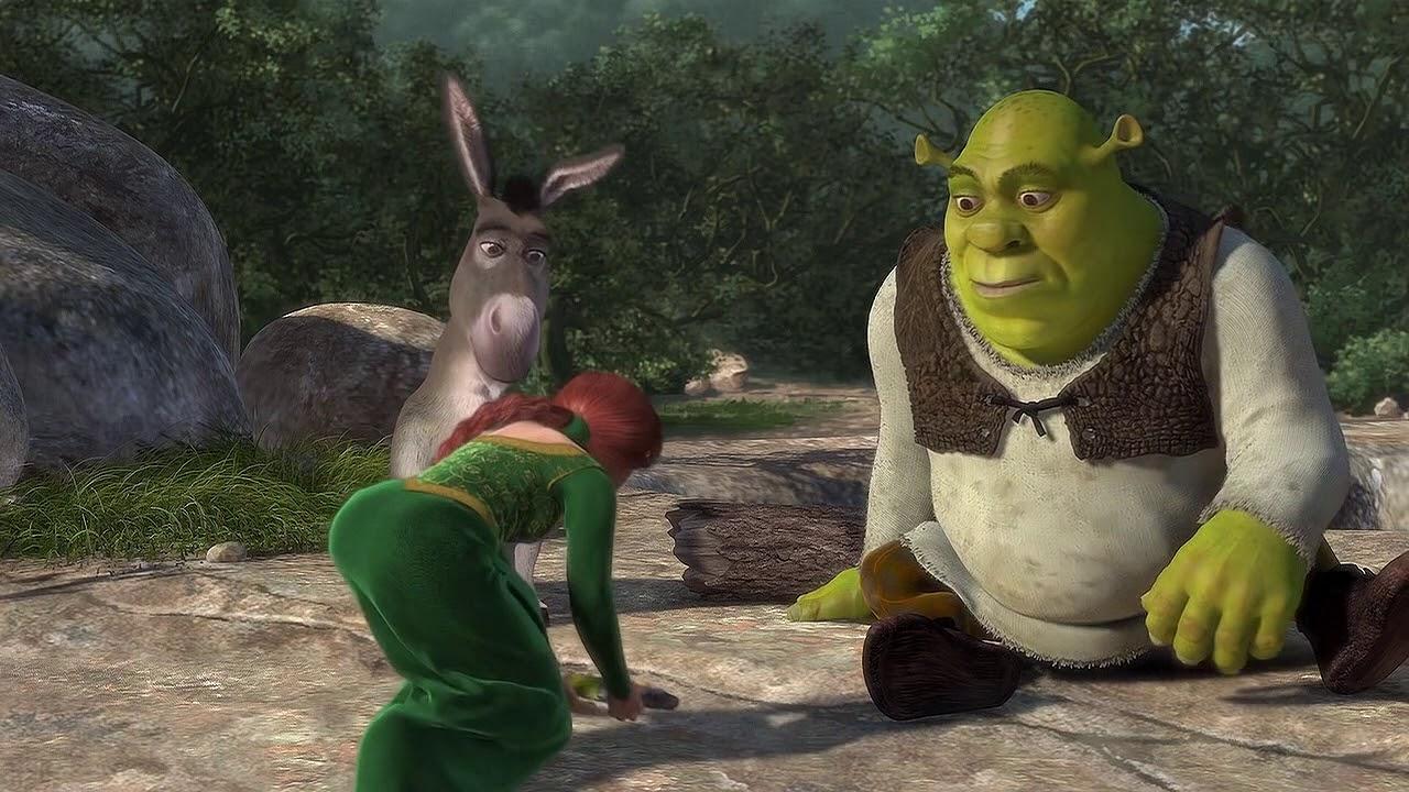 Шрек (Shrek) 2001
