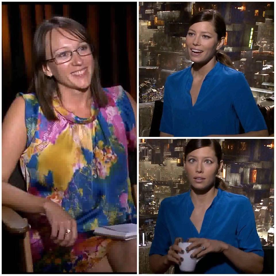Анна Павлова интервью Джессика Бил