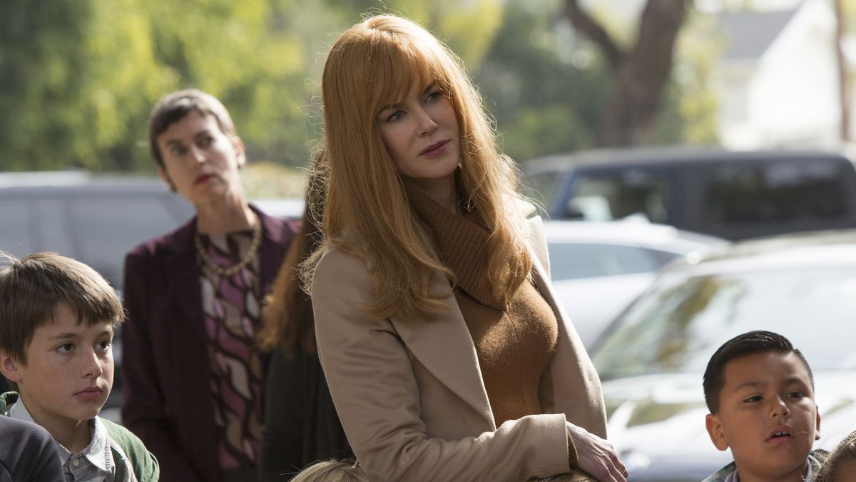 2. Большая маленькая ложь (Big Little Lies) 2017-...
