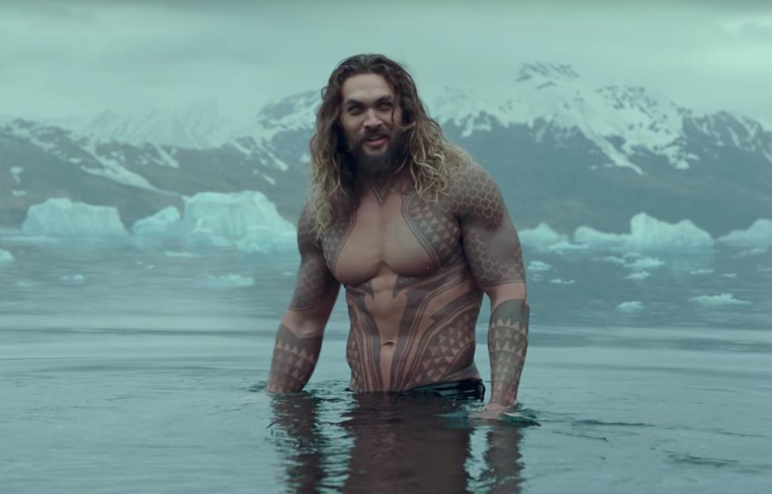 Трейлер: Аквамен (Aquaman)