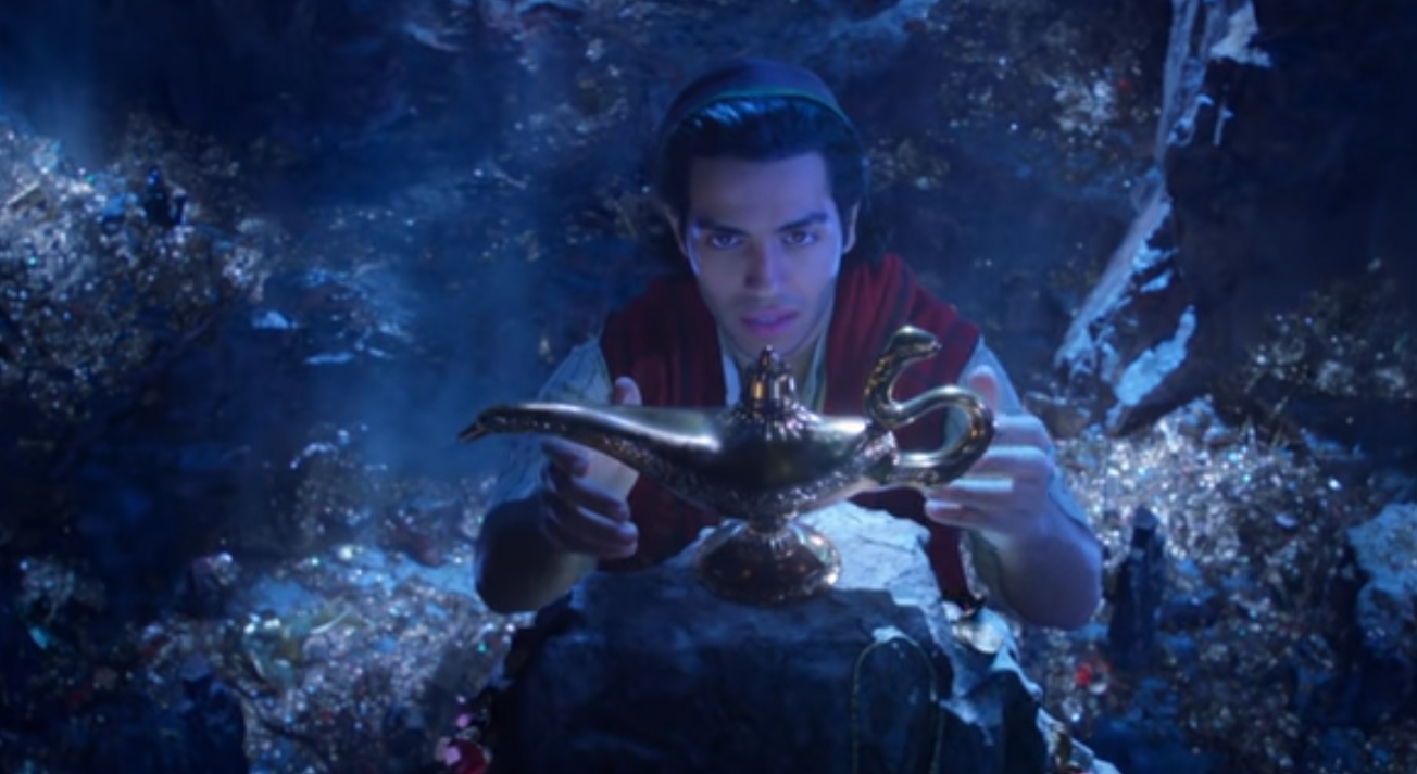 Трейлер Аладдин (Aladdin)