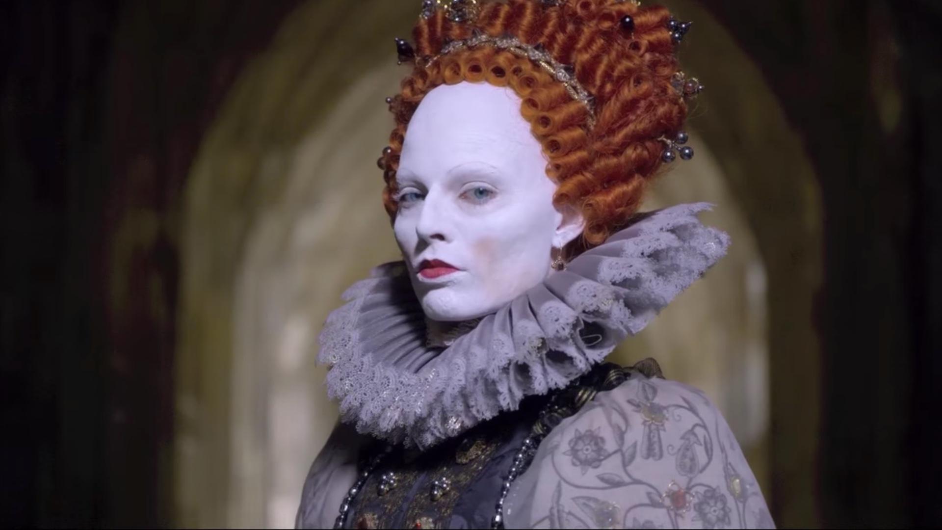 Трейлер: Мария - королева Шотландии (Две королевы) (Mary Queen of Scots)