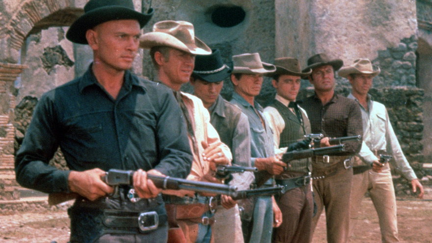 Великолепная семерка (The Magnificent Seven) 1960