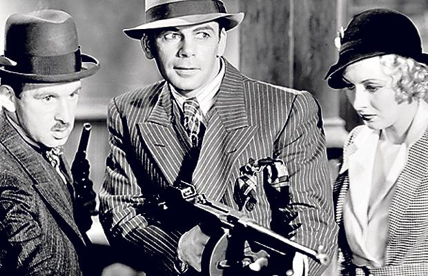 Лицо со шрамом (Scarface) 1932
