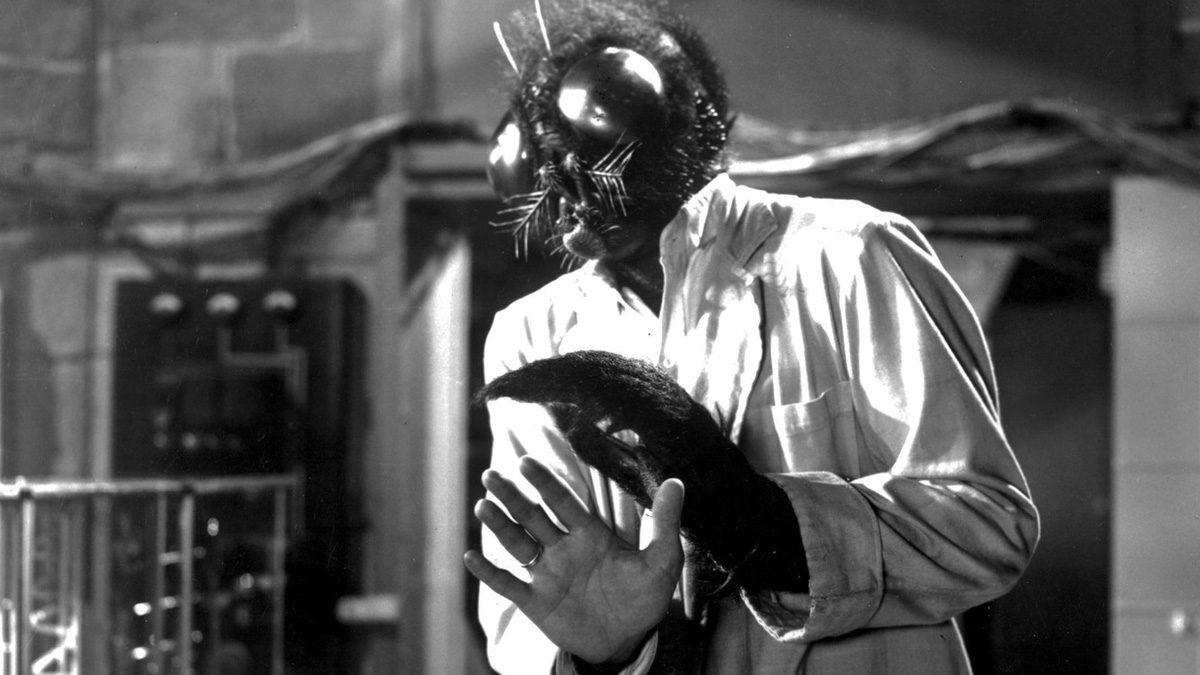 Муха (The Fly) 1958