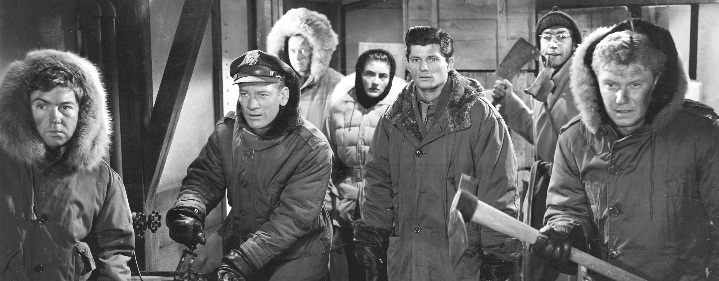Нечто из иного мира (The Thing from Another World) 1951