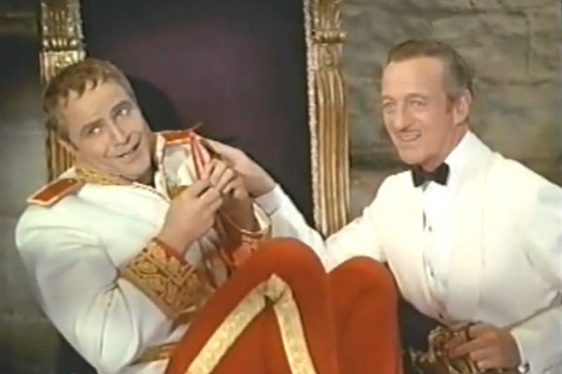 Сказка на ночь (Bedtime Story) 1964