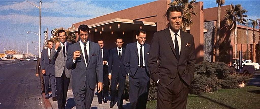 11 друзей Оушена (Ocean's Eleven) 1960