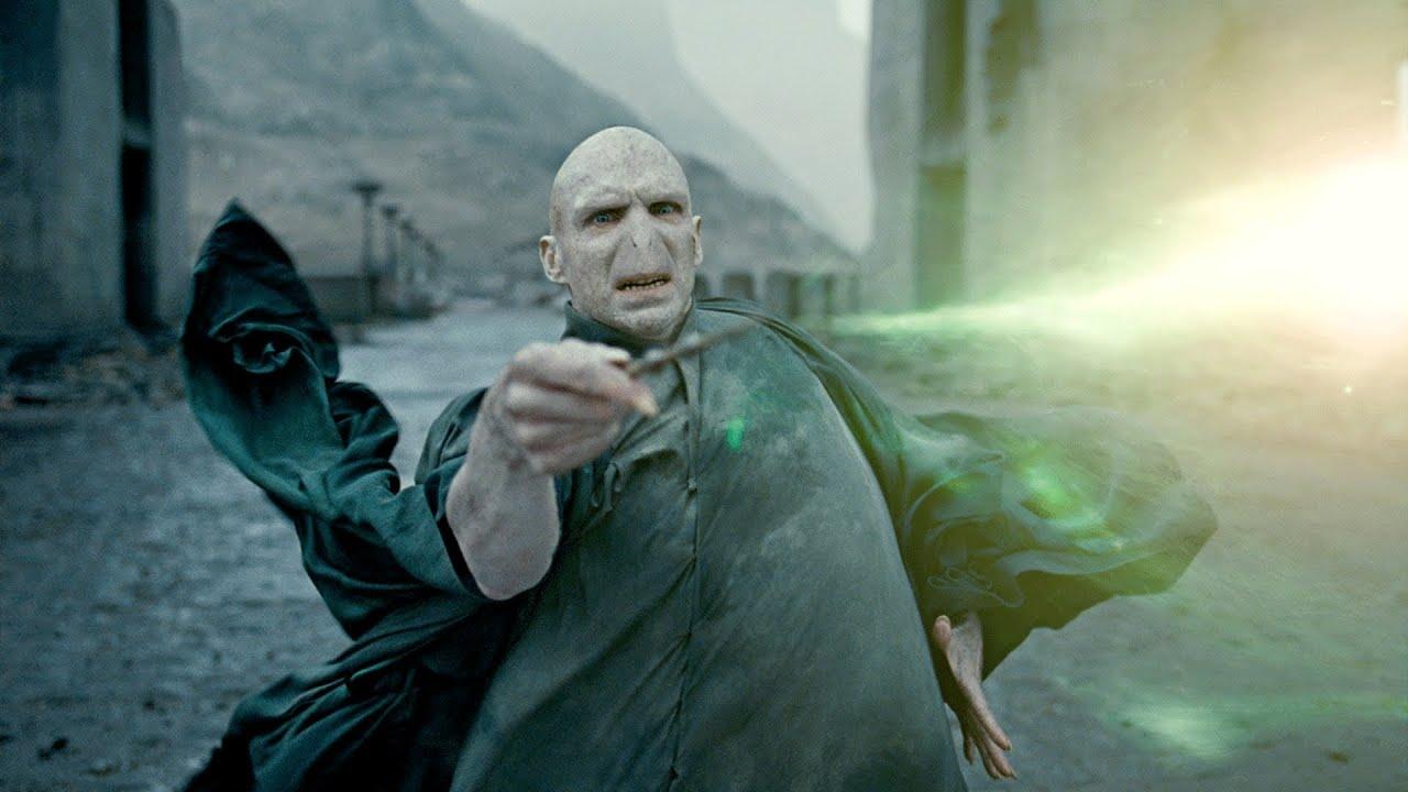 Как это снимали: Гарри Поттер и Дары Смерти: Часть II