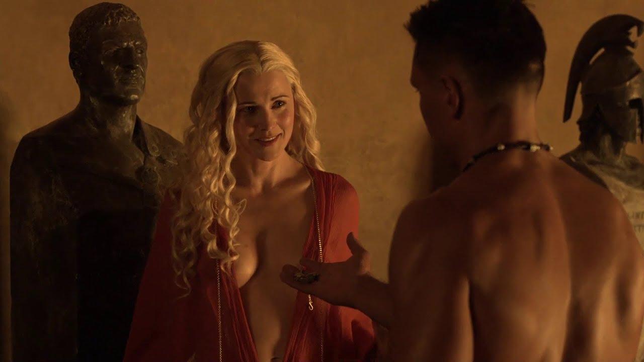 Спартак: Кровь и песок (Spartacus: Blood and Sand) 2010-2013
