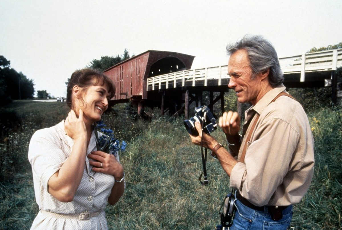 4. Мосты округа Мэдисон (The Bridges of Madison County) (1995)