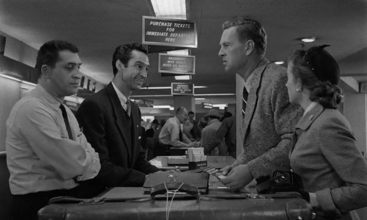 Убийство (The Killing) 1956
