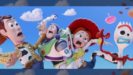 Трейлер: История игрушек 4 (Toy Story 4)