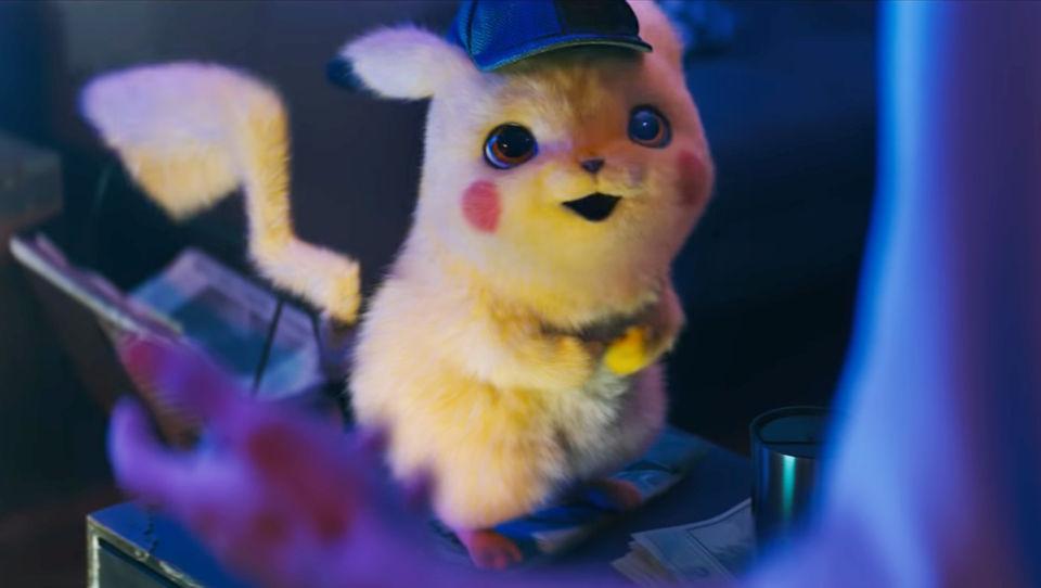 Трейлер: Покемон. Детектив Пикачу (Pokémon Detective Pikachu)
