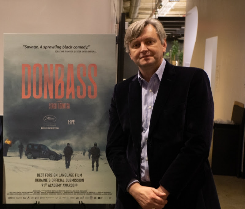 У Лос-Анжелесі стартувала оскарівська кампанія «Донбасу»