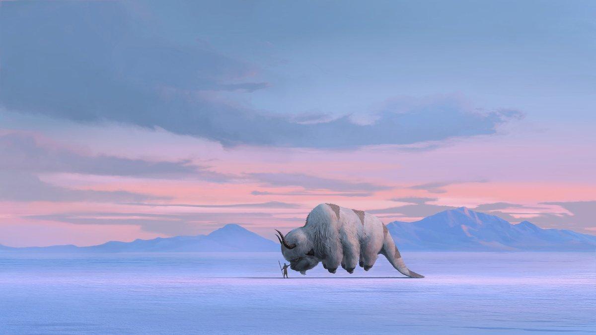 Аватар: Легенда об Аанге (Avatar: The Last Airbender)