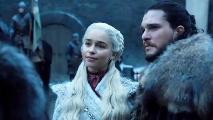 Игра престолов (Game of Thrones) 8 сезон, финальный