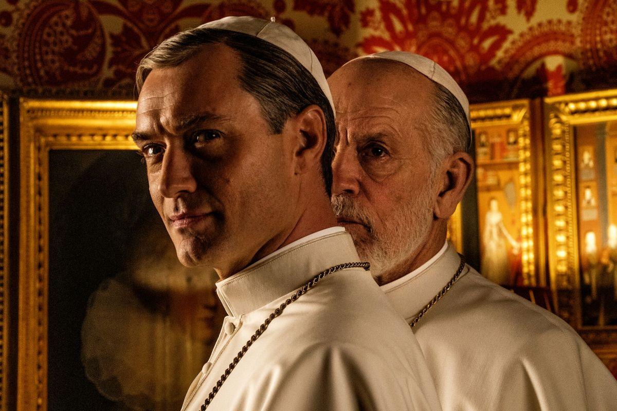 Новый Папа: первый кадр сериала Паоло Соррентино