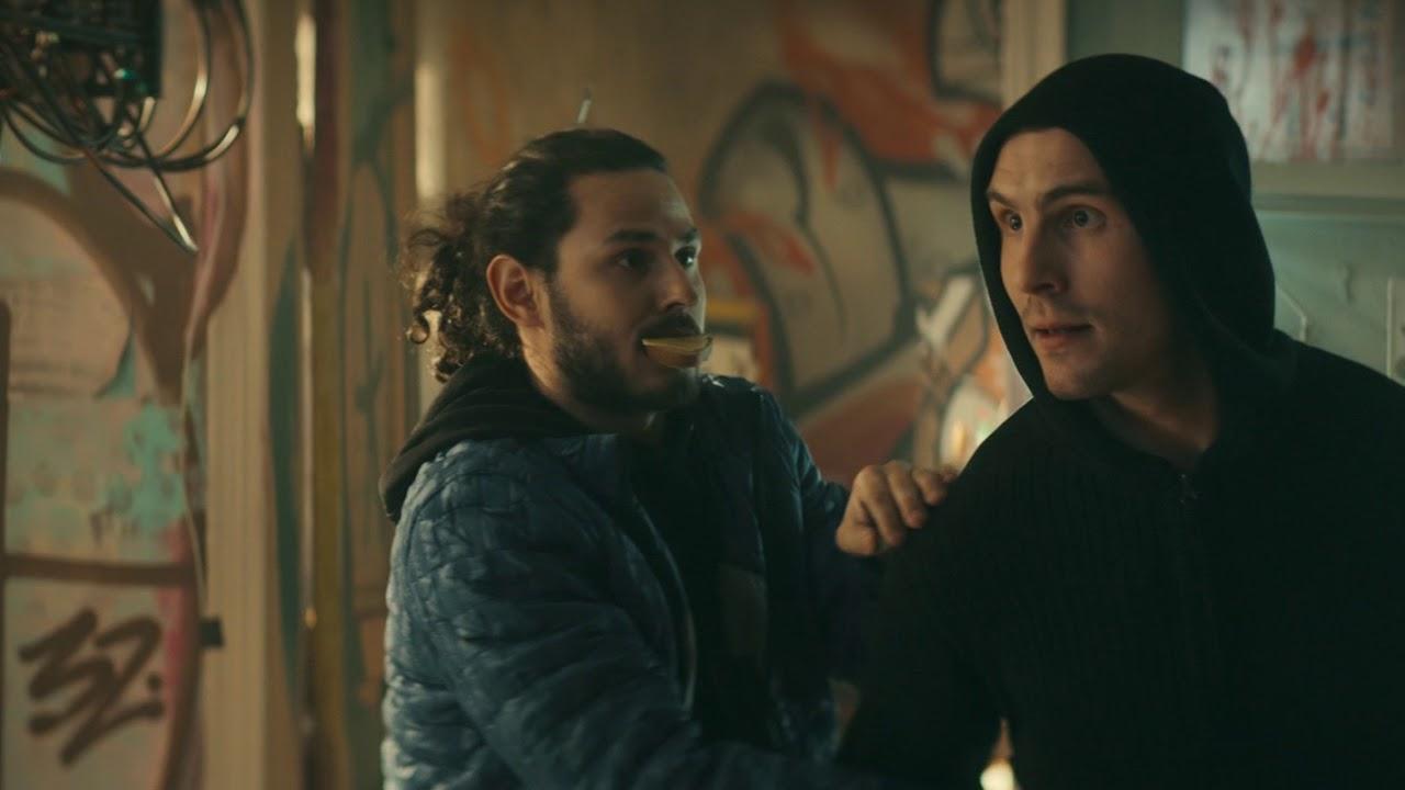 Трейлер нового українського молодіжного фільму «Сквот32»