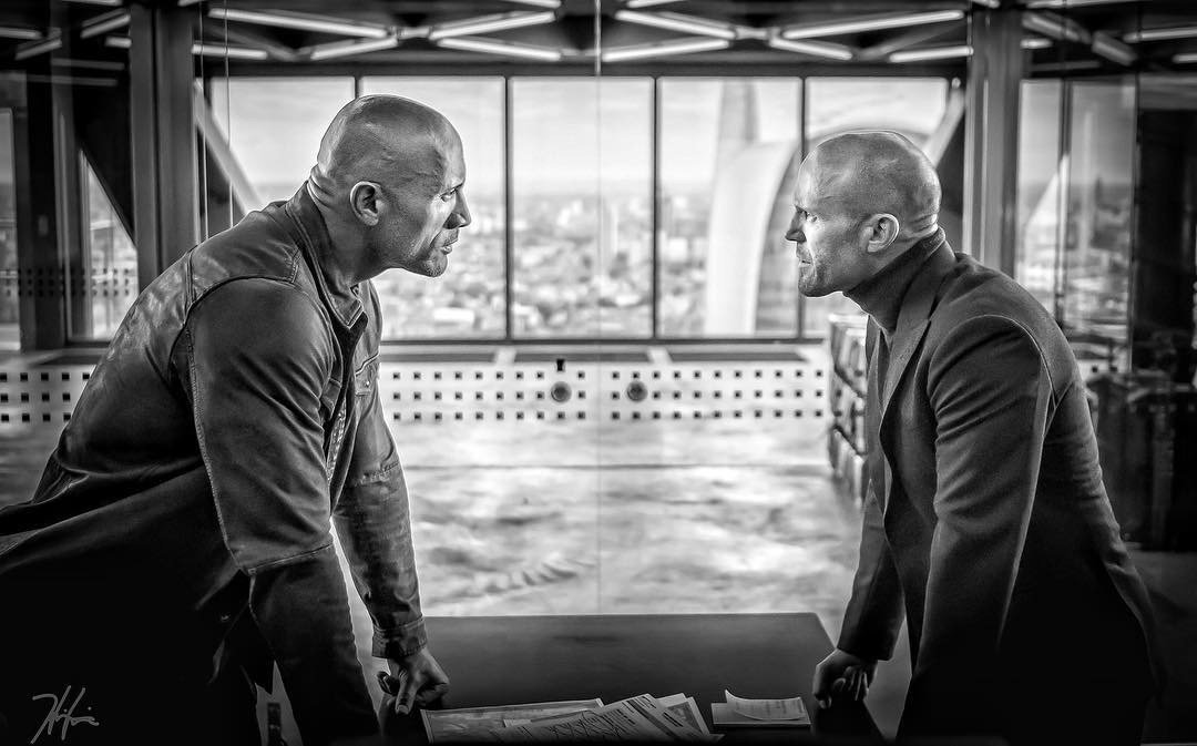 Хоббс и Шоу (Fast & Furious presents: Hobbs & Shaw)