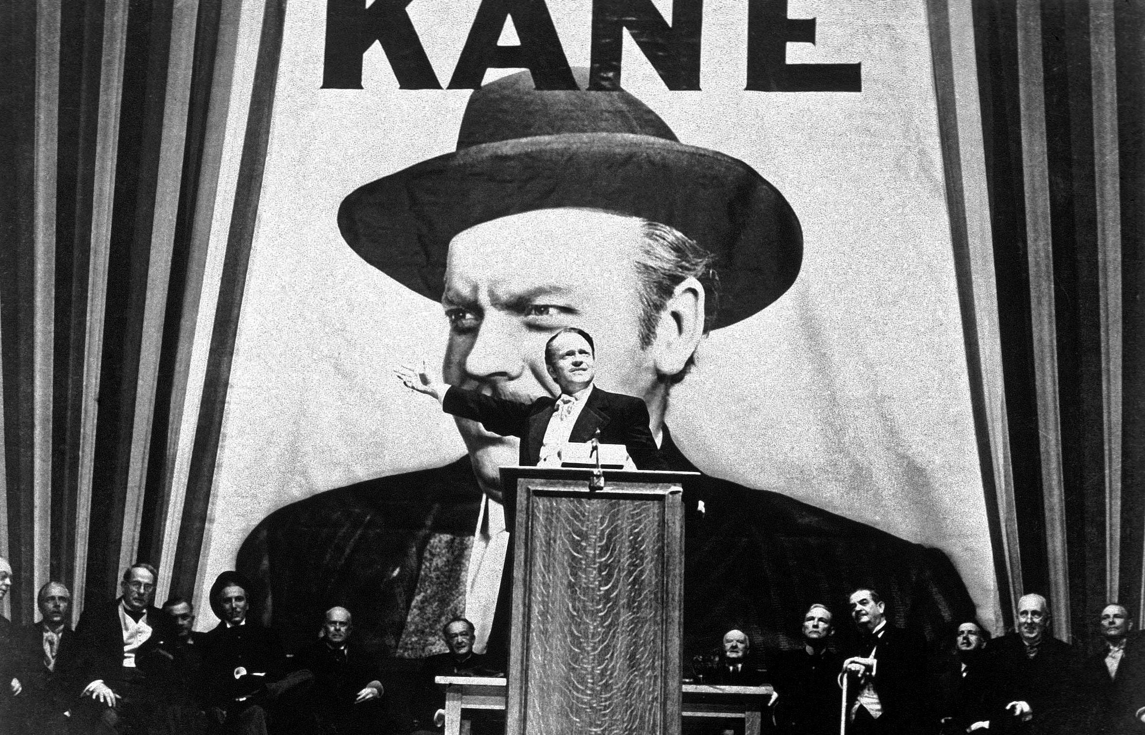 4. Гражданин Кейн Citizen Kane (1941), оператор Грегг Толанд(режиссер Орсон Уэллс)