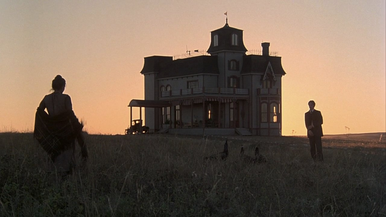 8. Дни жатвы Days of Heaven (1978), оператор Нестор Альмендрос (режиссер Терренс Малик)