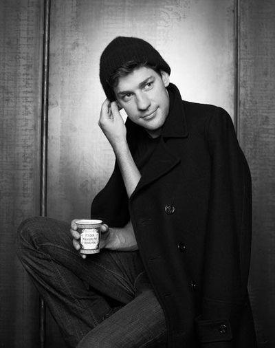 Джон Красински фото
