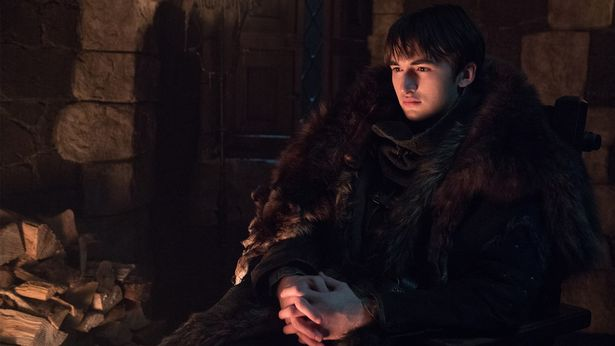 Игра престолов 8 сезон первые кадры Айзек Хемпстед-Райт