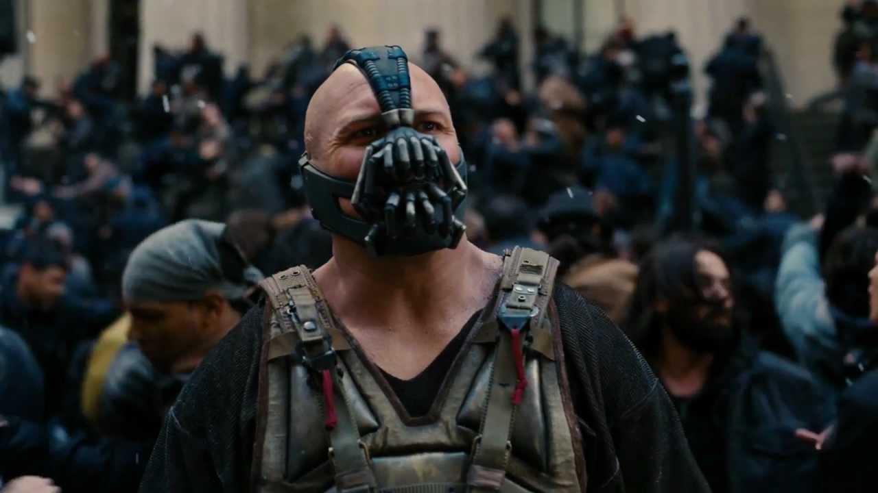6. Тёмный рыцарь: Возрождение легенды (The Dark Knight Rises) 2012