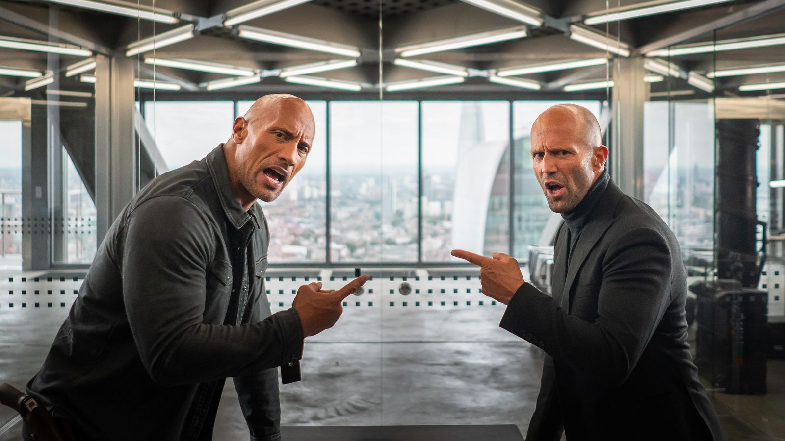 Трейлер: Форсаж: Хоббс и Шоу (Fast & Furious Presents: Hobbs & Shaw)