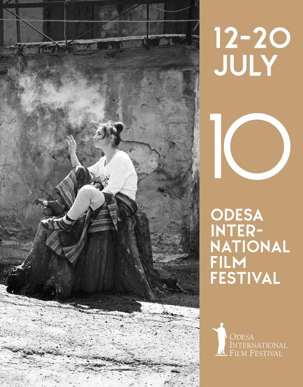 Офіційний імідж 10-го Одеського міжнародного кінофестивалю