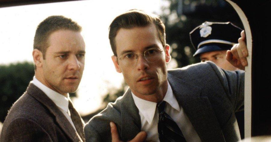 10 лучших ролей Гая Пирса 1. Секреты Лос-Анджелеса (L.A. Confidential) 1997