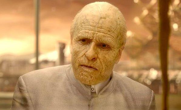 10 лучших ролей Гая Пирса 10. Прометей (Prometheus) 2012