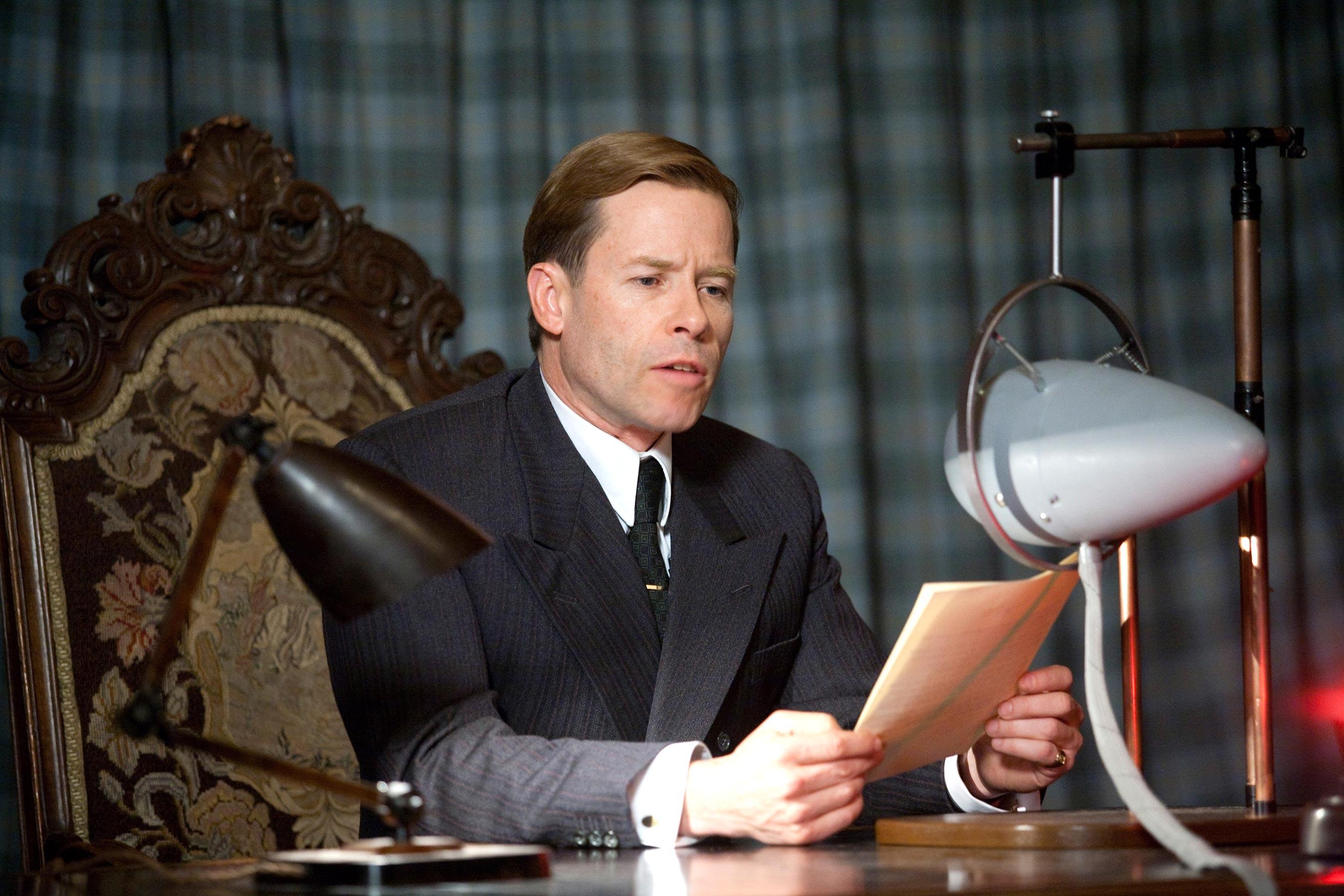 5. Король говорит! (The King's Speech) 2010