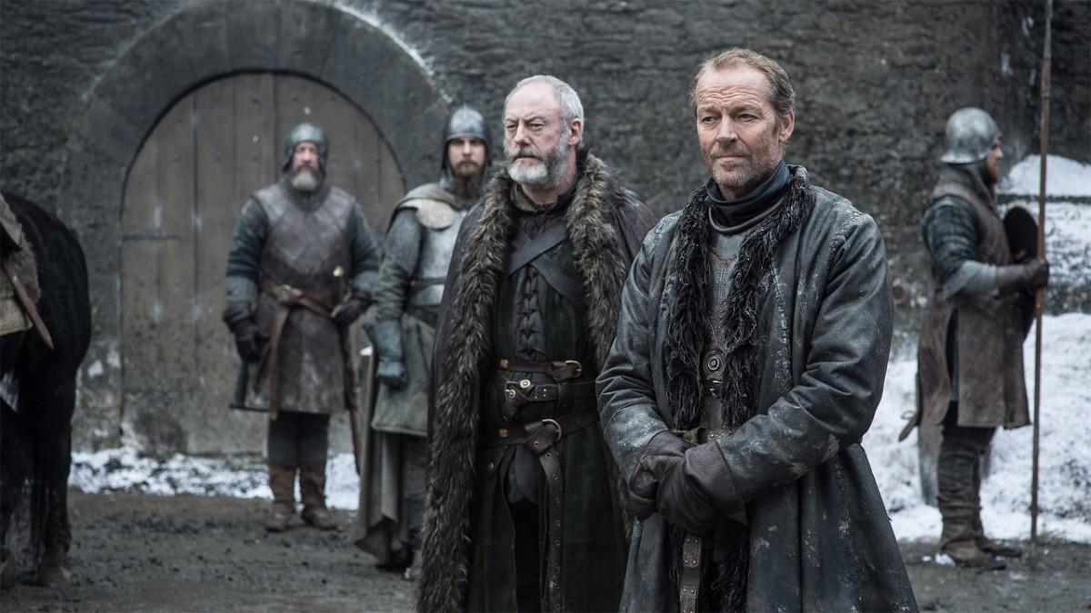 Игра престолов 1 серия финального сезона