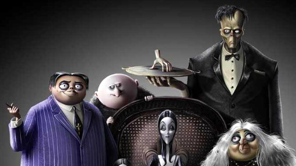 Трейлер Семейка Аддамс (The Addams Family)