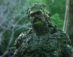 Болотная тварь (Swamp Thing)1982