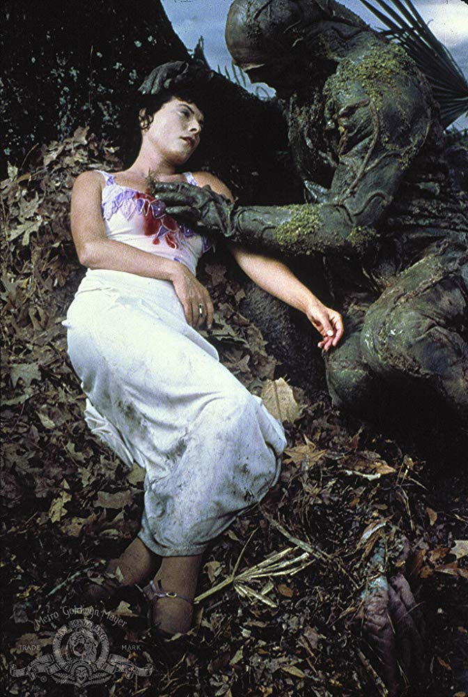 Болотная тварь (Swamp Thing) 1982