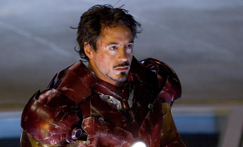 2. Железный человек (Iron Man) 2008